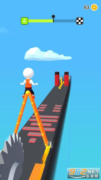 滑行梯大师游戏v1.0小游戏截图4