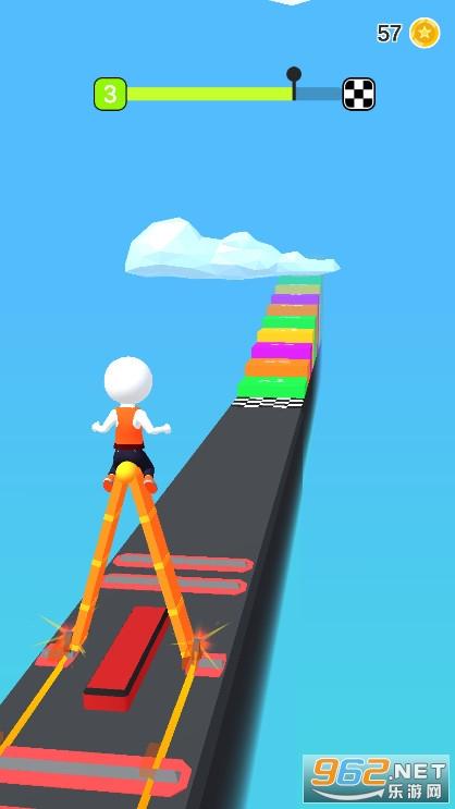 滑行梯大师游戏v1.0小游戏截图3