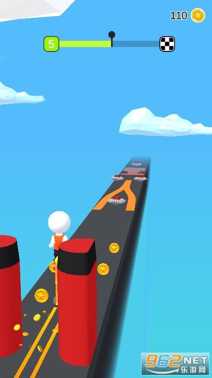 滑行梯大师游戏v1.0小游戏截图5