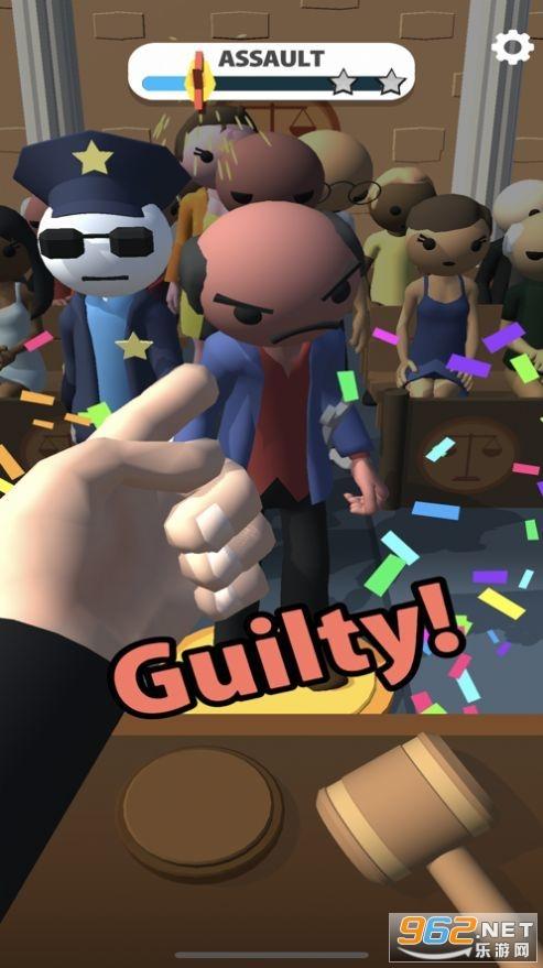 我是大法官安卓版v5小游戏截图1
