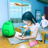 高中女孩日常中文版