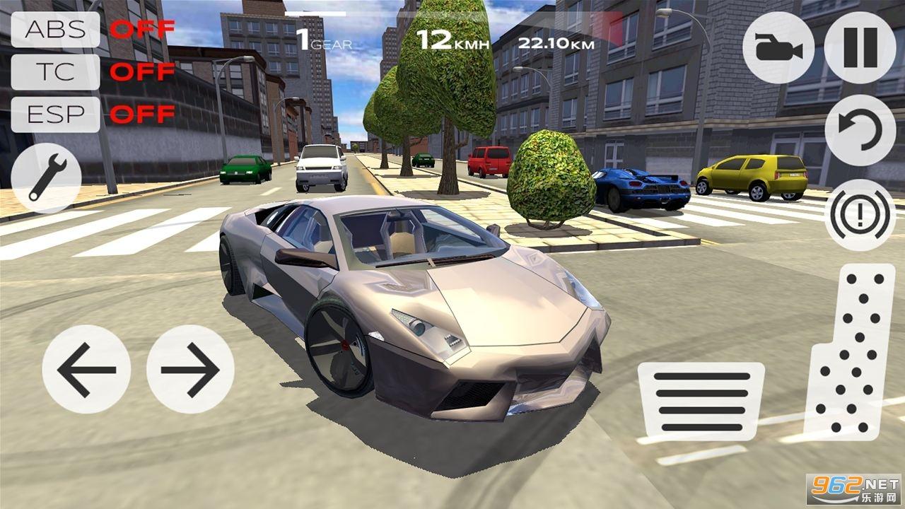 极限汽车模拟驾驶无限车辆破解版v5.2.3最新版截图1
