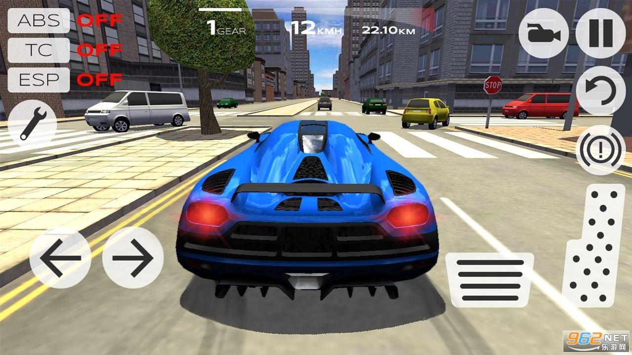 极限汽车模拟驾驶无限车辆破解版v5.2.3最新版截图4