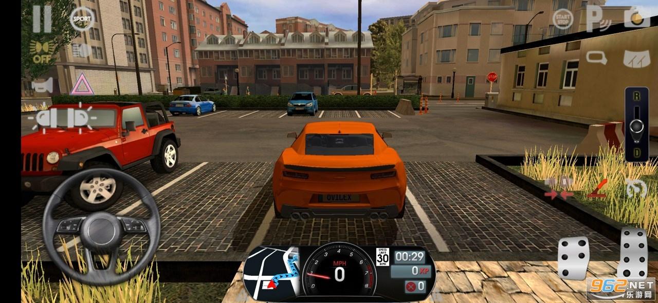 驾驶学校模拟2020汉化破解版v1.0.2最新版本截图0