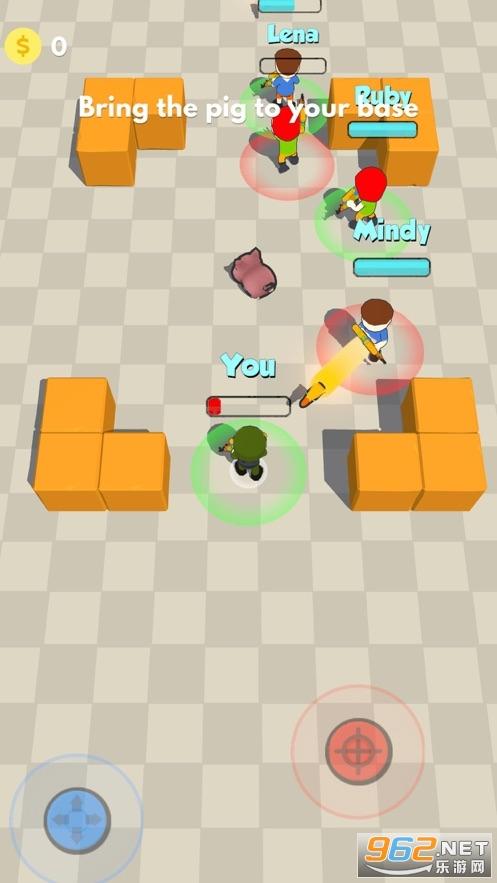 抓住那头猪小游戏苹果版截图0