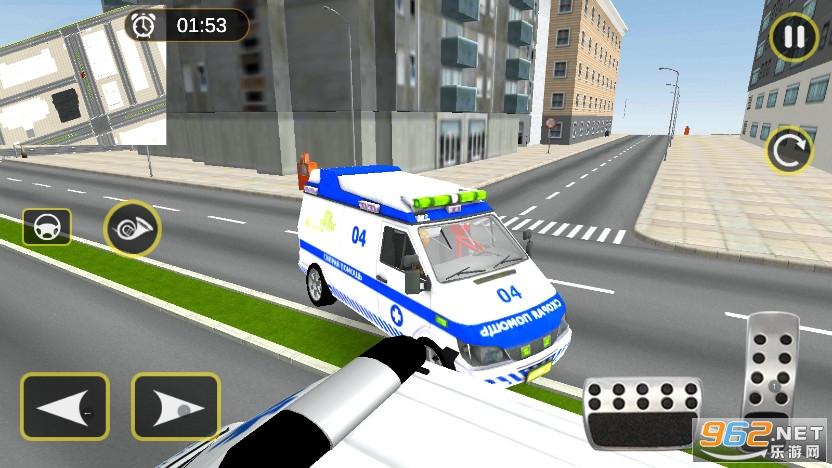 火柴人救援模拟器中文版v1.0破解版截图2