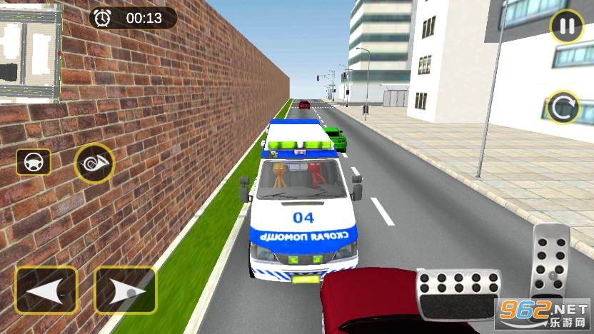 火柴人救援模拟器中文版v1.0破解版截图3