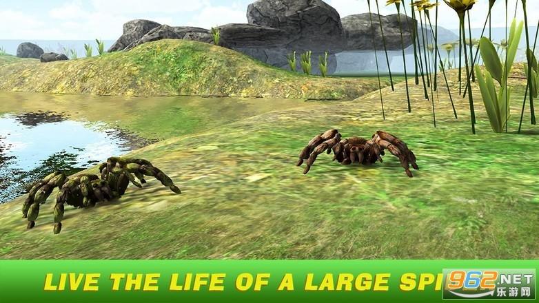 蜘蛛模拟器中文版v1.0 破解版截图2