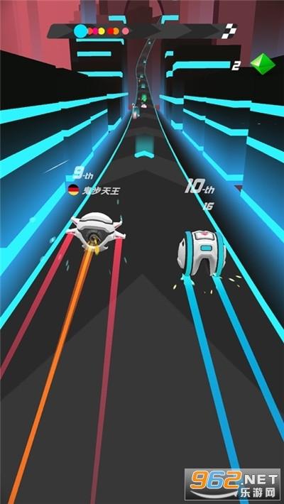 节奏冲刺3D手机版官方免费版v1.0.0 ios版截图1