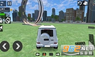 奔驰G63模拟器游戏破解版v2.3最新版截图0
