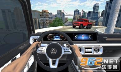 奔驰G63模拟器游戏破解版v2.3最新版截图1