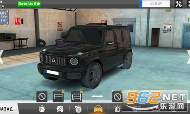 奔驰G63模拟器游戏破解版v2.3最新版截图2