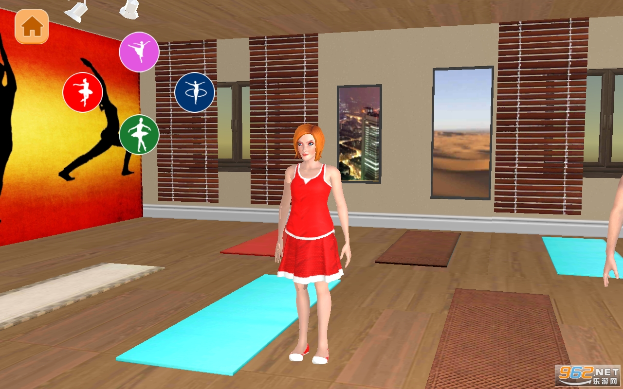 舞蹈女孩模拟器破解版v1.0 内购免费截图0