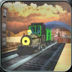 列车驾驶模拟器3D破解版v1.0火车解锁版