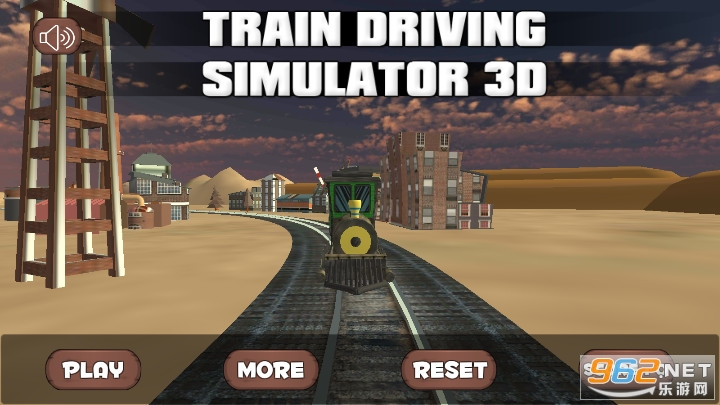 列车驾驶模拟器3D破解版v1.0火车解锁版截图0