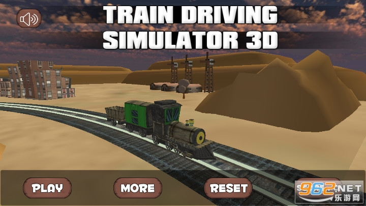 列车驾驶模拟器3D破解版v1.0火车解锁版截图1