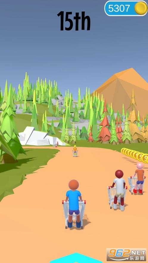 Cart Race 3D官方版ios版截图2