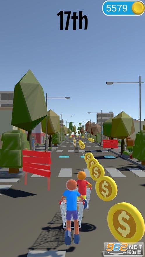 Cart Race 3D官方版ios版截图3