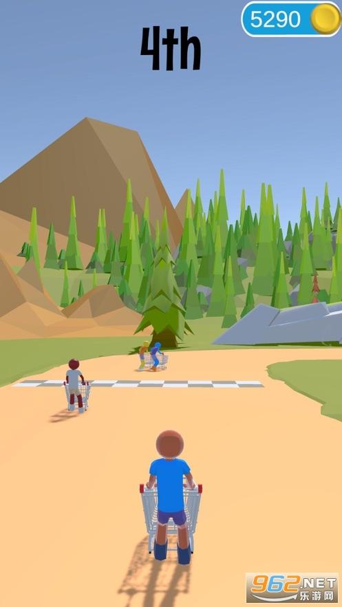 Cart Race 3D官方版ios版截图0