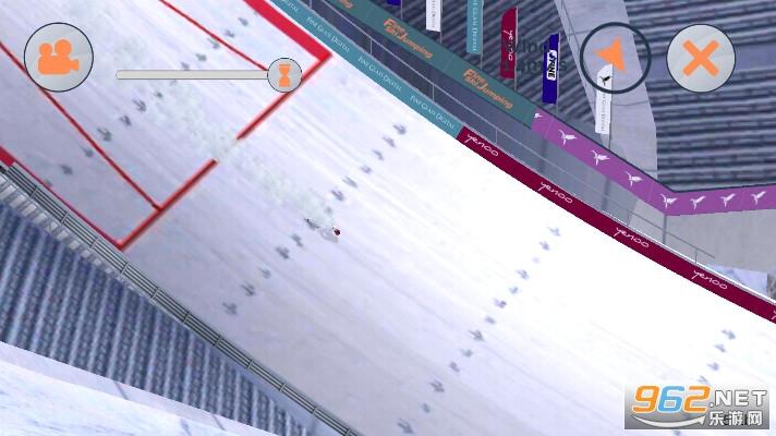 很好跳台滑雪破解版v0.5.1b中文版截图3