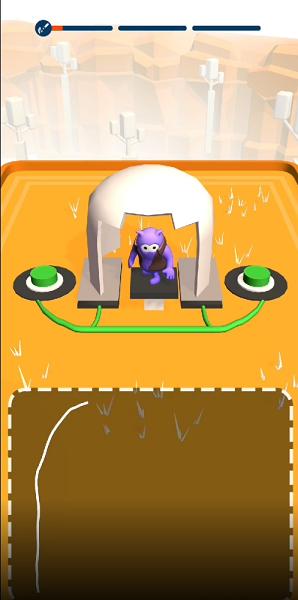 画线决战小怪兽游戏安卓版截图0