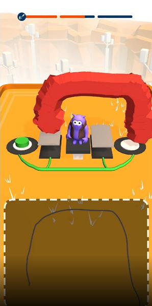 画线决战小怪兽游戏安卓版截图2