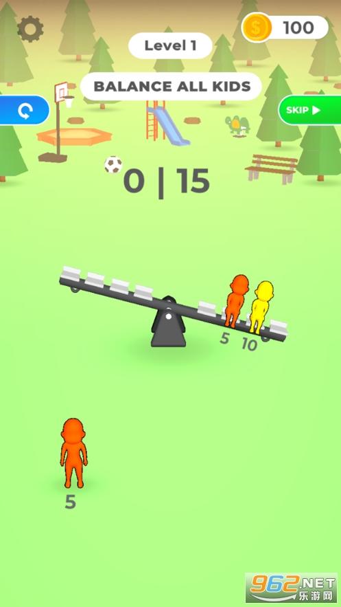 Playground 3D游戏v1.0 官方版截图0
