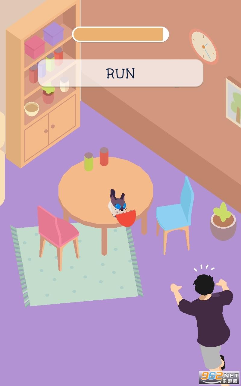 恶作剧猫咪小游戏v0.1 破解版截图0