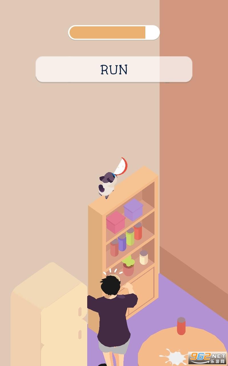 恶作剧猫咪小游戏v0.1 破解版截图2