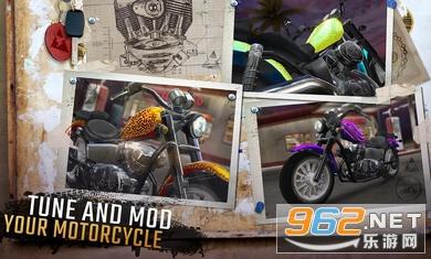 摩托骑士GO破解版v1.30.2最新版截图2
