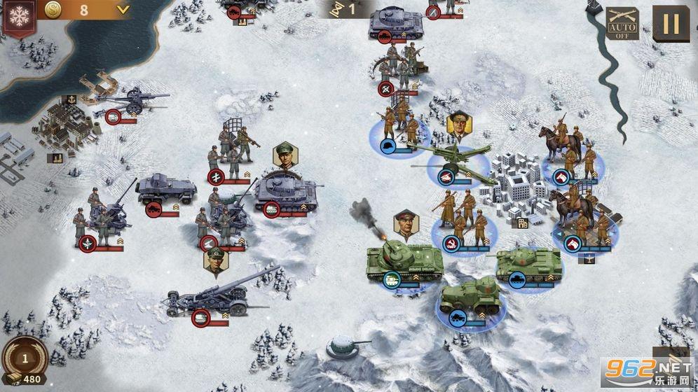 将军的荣耀3内购破解版2021v1.1.2最新版截图5