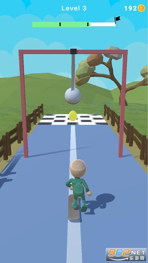 滑板乐趣3Dv0.9 最新版截图2
