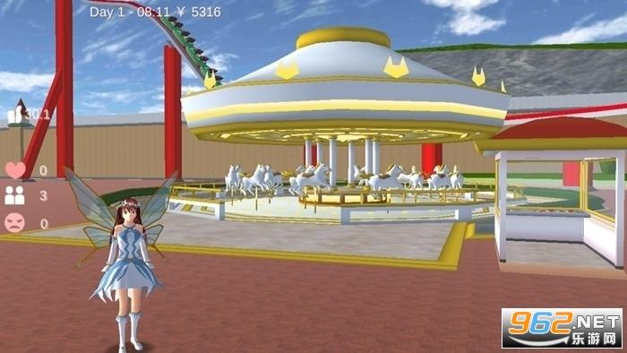 樱花校园模拟器1.038.16版本中文版截图1