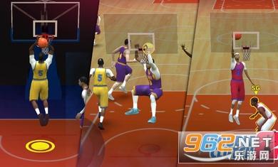 模拟篮球赛DOUBLECLUTCH2破解版v0.0.219最新版截图1