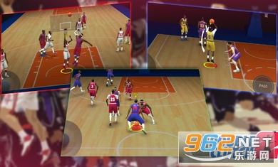 模拟篮球赛DOUBLECLUTCH2破解版v0.0.219最新版截图2