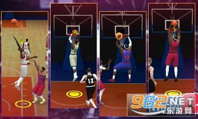 模拟篮球赛DOUBLECLUTCH2破解版v0.0.219最新版截图3