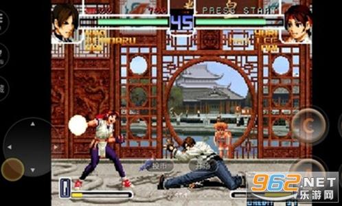 拳皇2002破解版手机版中文版截图1