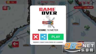 滑雪冠军游戏v0.2 正式版截图1
