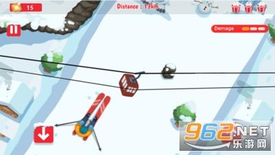滑雪冠军游戏v0.2 正式版截图2