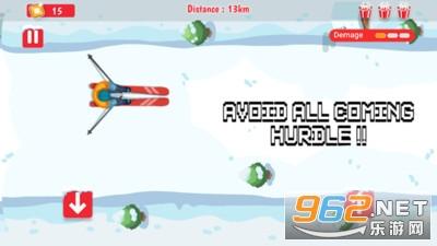 滑雪冠军游戏v0.2 正式版截图0