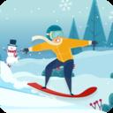 滑雪冠军游戏