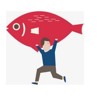 红鱼打卡赚钱app