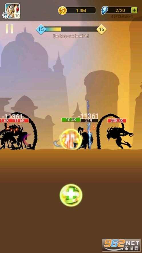 火柴人战争遗产之巫妖国家地理大作战游戏v1.0手游截图2