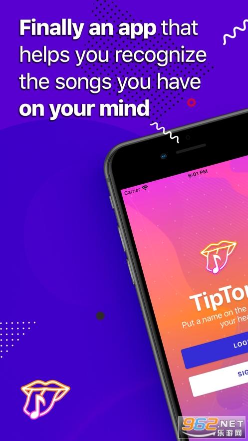 TipTong音乐app(听歌识曲)v1.6.5 最新版截图0