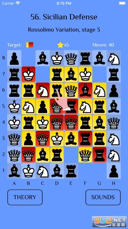 New Chess Match-3: Sicilian苹果版v1.81官方版截图1