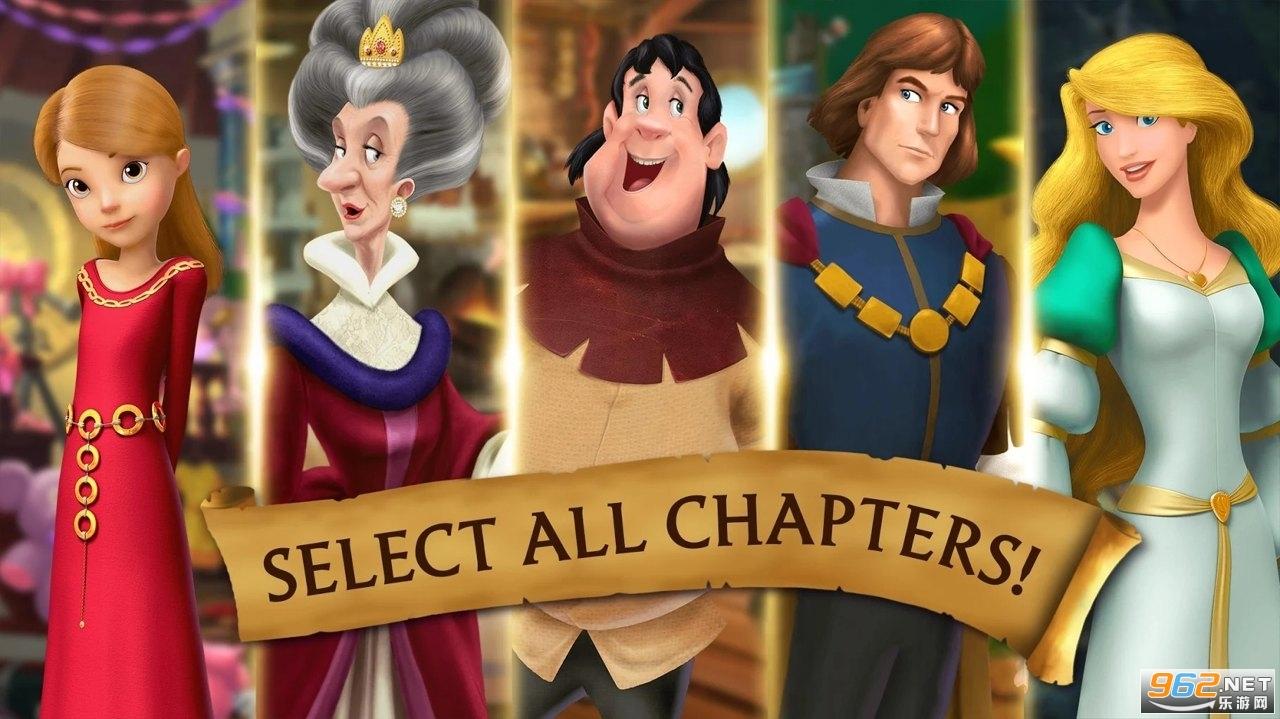 天鹅公主隐藏的故事最新版v1.72免费版截图0