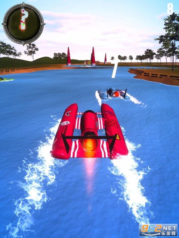 越野水上飞机ios版v1.0 苹果版截图0
