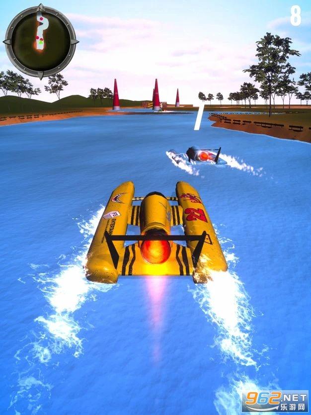 越野水上飞机ios版v1.0 苹果版截图2