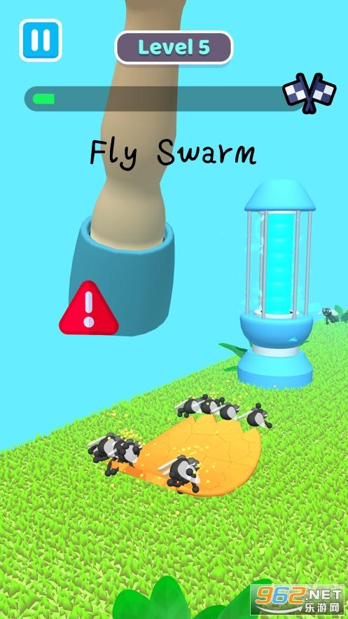 Fly Swarm游戏