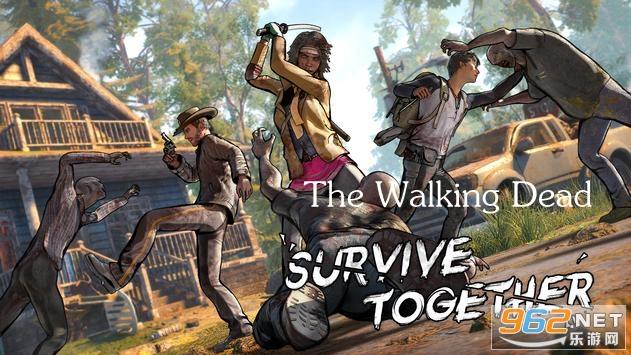 The Walking Dead游戏